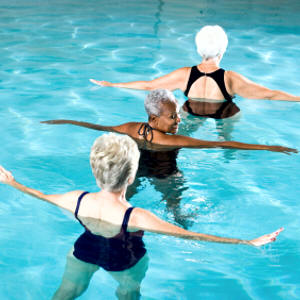 Aquatic Arthritis Classes at Lincoln Community Center