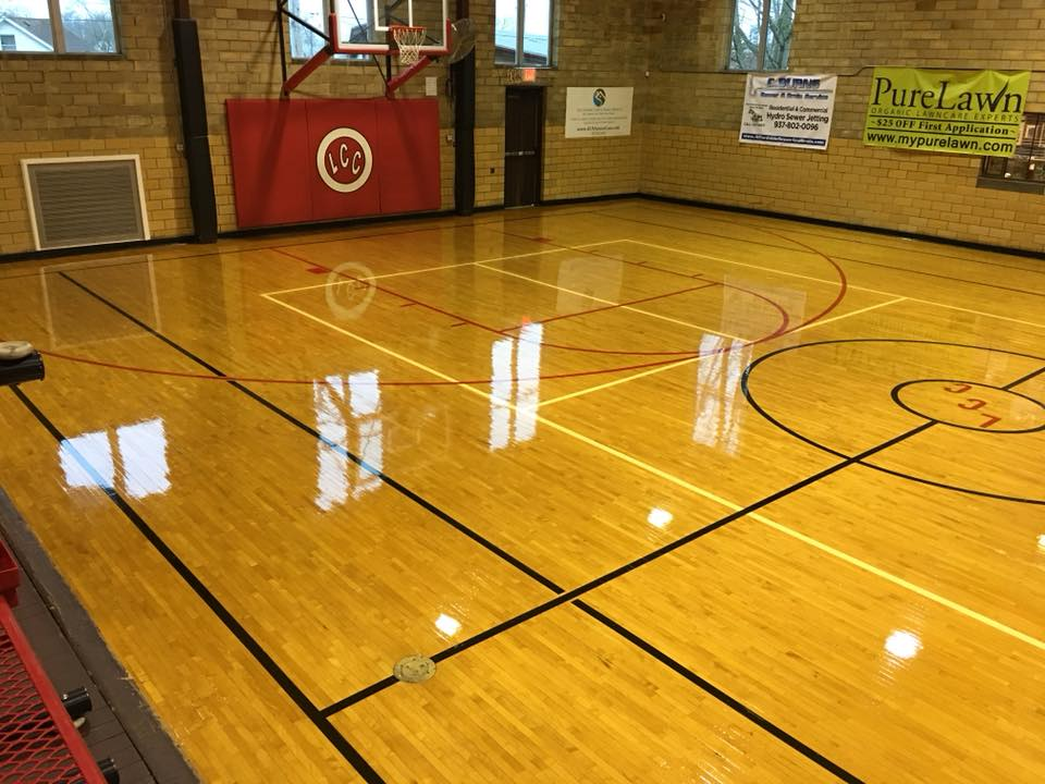 Open Gym at Lincoln Community Center