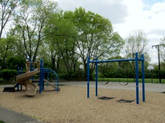 Playground of Lincoln Community Center